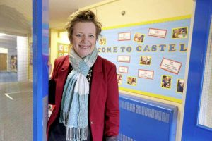Head Teacher Linda Paley